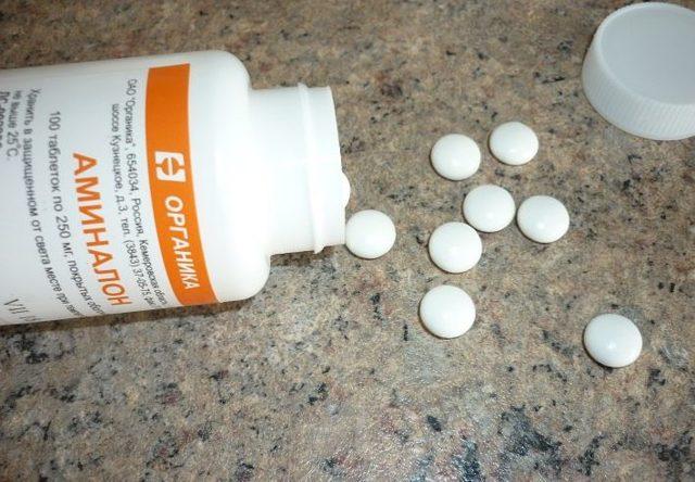 Топ 11 недорогих аналогов препарата аминалон