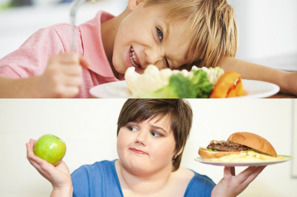 Как похудеть подростку с ожирением