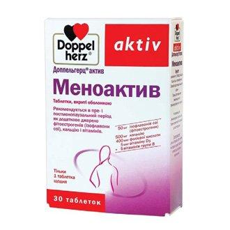 Доппельгерц актив менопауза – инструкция по применению, отзывы, цена
