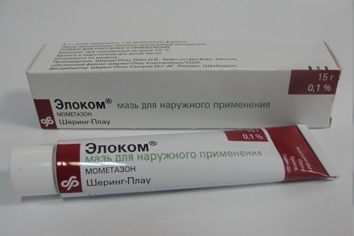 Эффективное средство от неприятных кожных заболеваний элоком