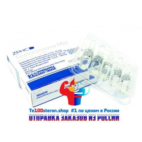 Курс тестостерон фенилпропионат: описание, инструкция и побочные действия