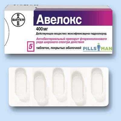 Авелокс (avelox)
