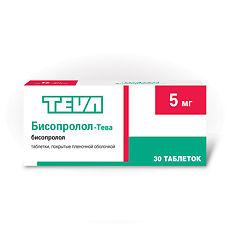 Таблетки бисопролол 2.5 и 5 мг: инструкция и отзывы людей