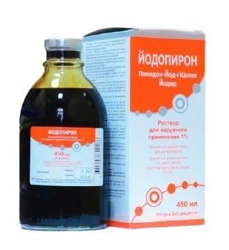 Йодопирон - реальные отзывы принимавших, возможные побочные эффекты и аналоги