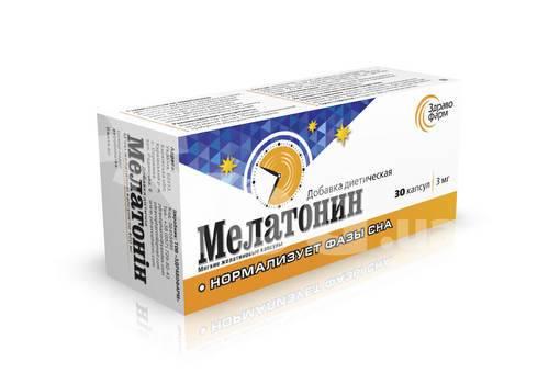 Мелатонин - вики
