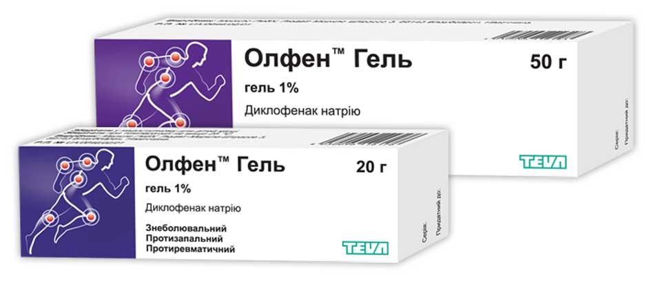 Как лечить щитовидку средством олфен?