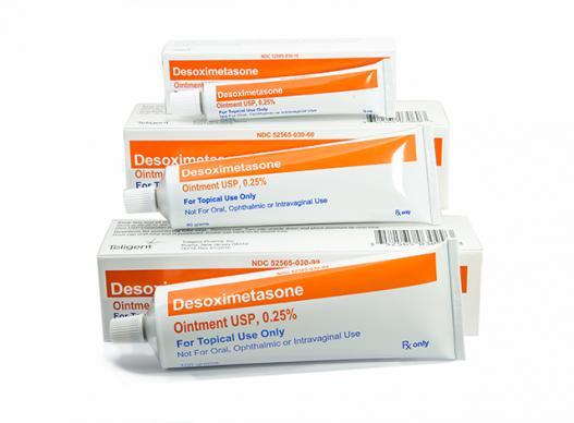Как лечить заболевания щитовидной железы мазью дексаметазон?