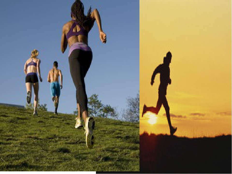 Влияние бега на здоровье человека