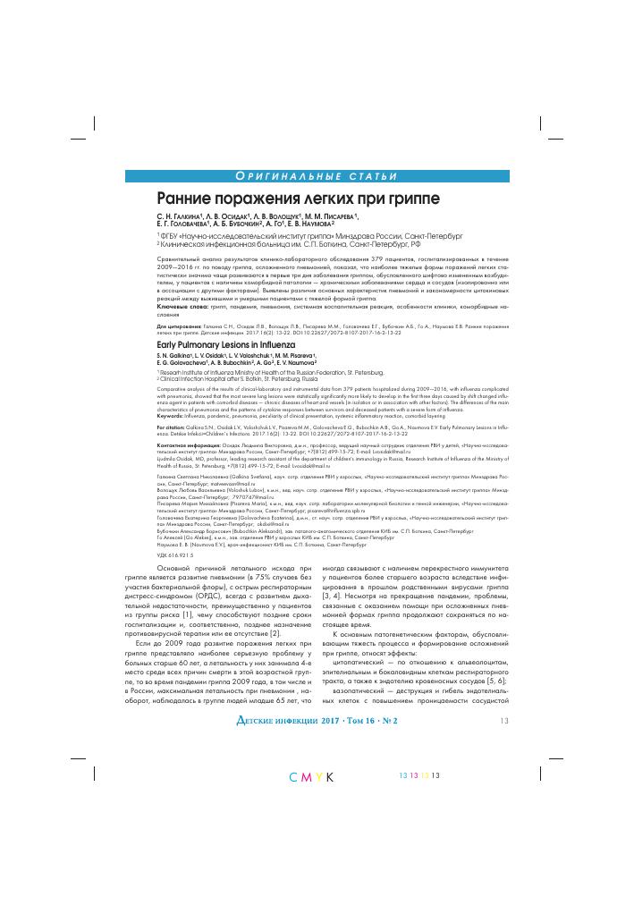 Вирусная пневмония: симптомы и лечение, осложнения