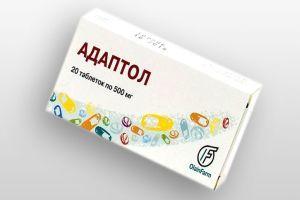 Адаптол: показания к применению, отзывы, цена
