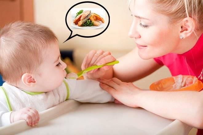 Польза рыбы в детском питании, рецепты рыбных блюд для детей