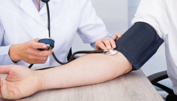 Норма артериального давления и пульса по возрастам таблица