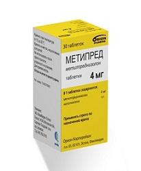 Метипред: инструкция по применению и для чего он нужен, цена, отзывы, аналоги