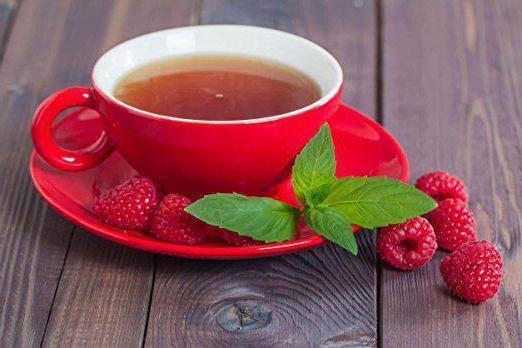 Малина: полезные свойства ягод малины, листьев малины и веток малины