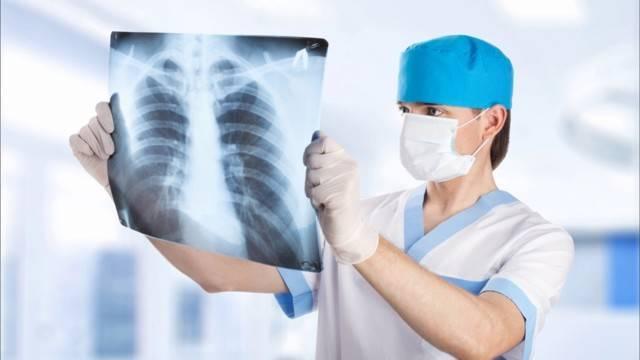 Аспирационная пневмония у лежачих больных