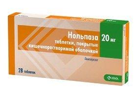 Нольпаза – для чего назначают препарат, и как его правильно принимать?