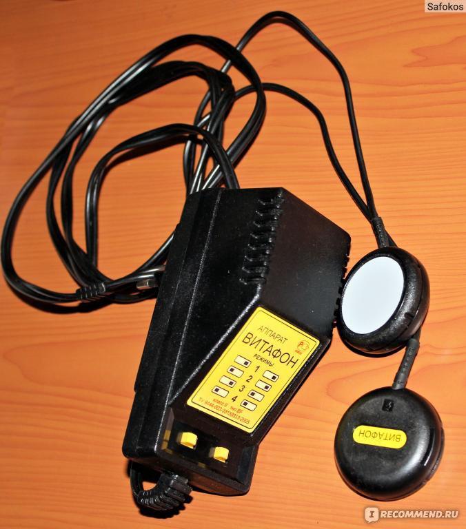 Витафон: инструкция по применению аппарата, цена, отзывы
