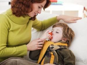 Правила оказания неотложной помощи при бронхиальной астме