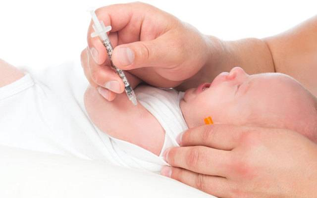 Делать ли прививки новорожденным в роддоме?