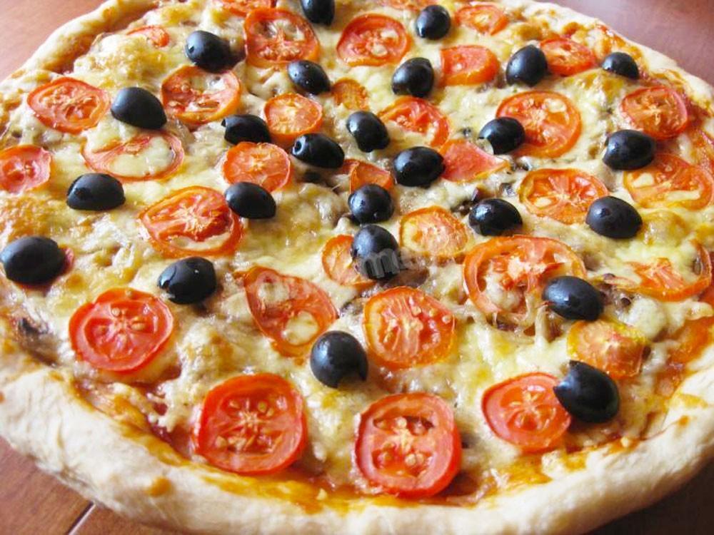 Домашняя пицца ассорти - рецепты джуренко
