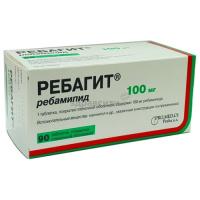 Препарат ребамипид (ребагит): показания и противопоказания к применению