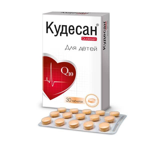 Кудесан — коэнзим q10. инструкция по применению. отзывы о каплях и таблетках кудесан. лечение коэнзимом q10