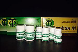 «тиофан м»: отзывы онкологов о препарате