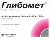 Глибомет — инструкция по применению