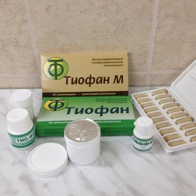 Тиофан-м: инструкция к препарату, аналоги и отзывы