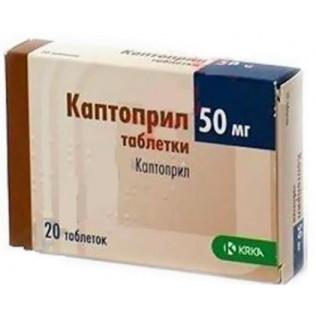 При каком давлении давлении и как правильно принимать таблетки каптоприл?