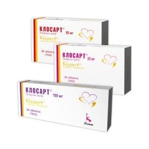 Клосарт - инструкция, применение, аналоги препарата