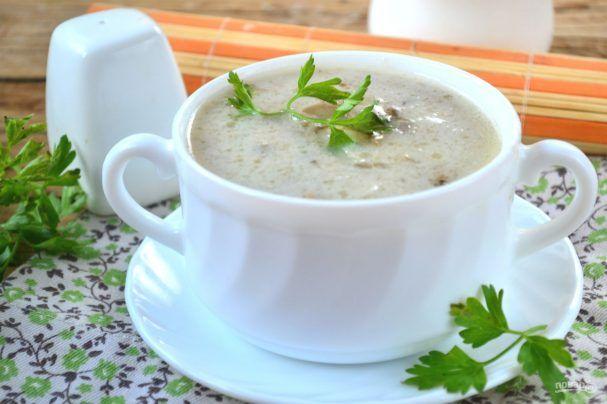 Диетические блюда с грибами. диетические блюда из грибов рецепты