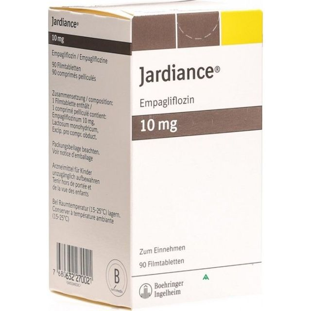 Аналоги таблеток джардинс