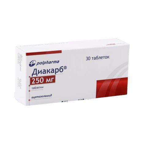 Как принимать препарат диакарб детям и взрослым – показания, дозировка, побочные эффекты, аналоги и цена