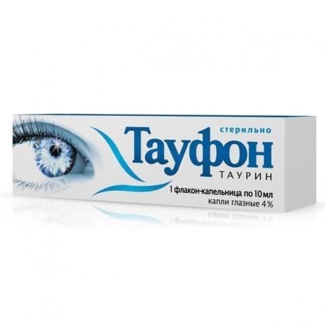 """Глазные капли """"таурин"""": инструкция по применению, состав и отзывы"""