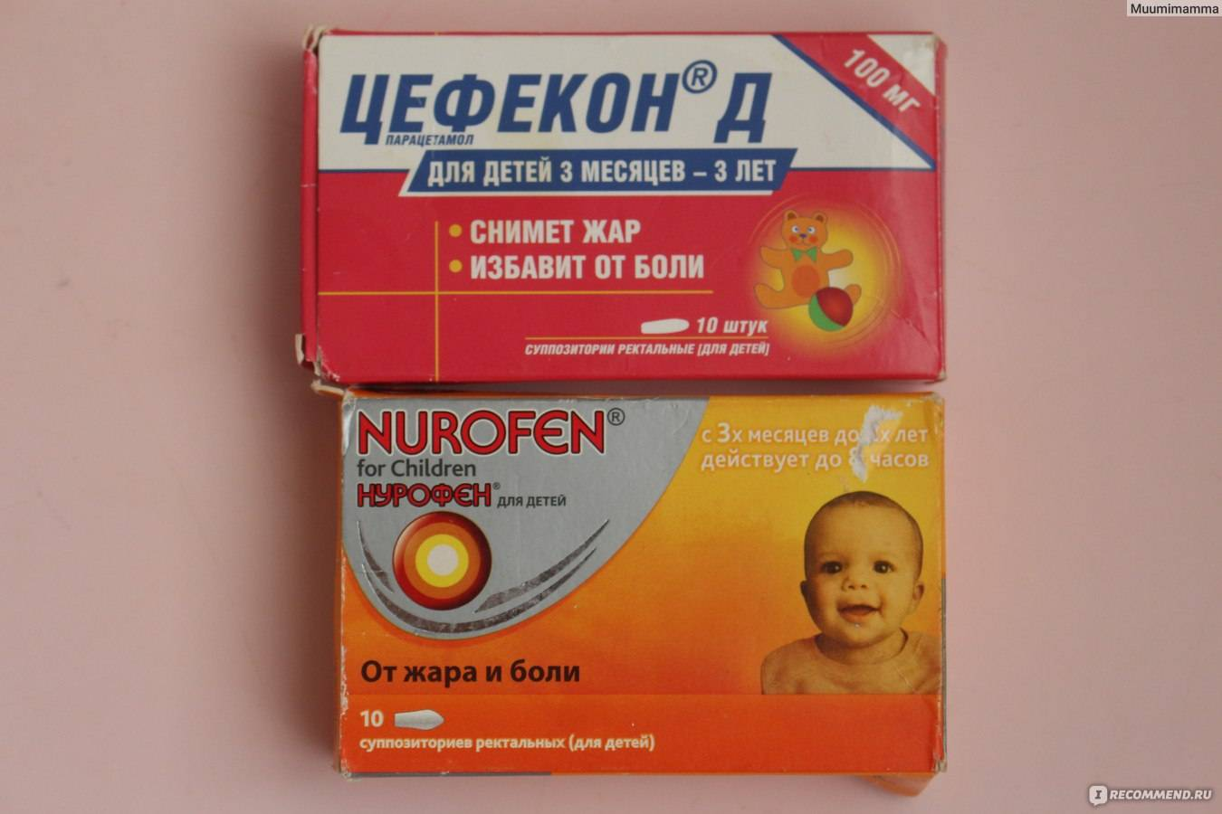 Цефекон (свечи) для детей: инструкция по применению и отзывы