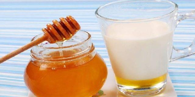 Молоко с мёдом от кашля, полезные свойства, действенные рецепты