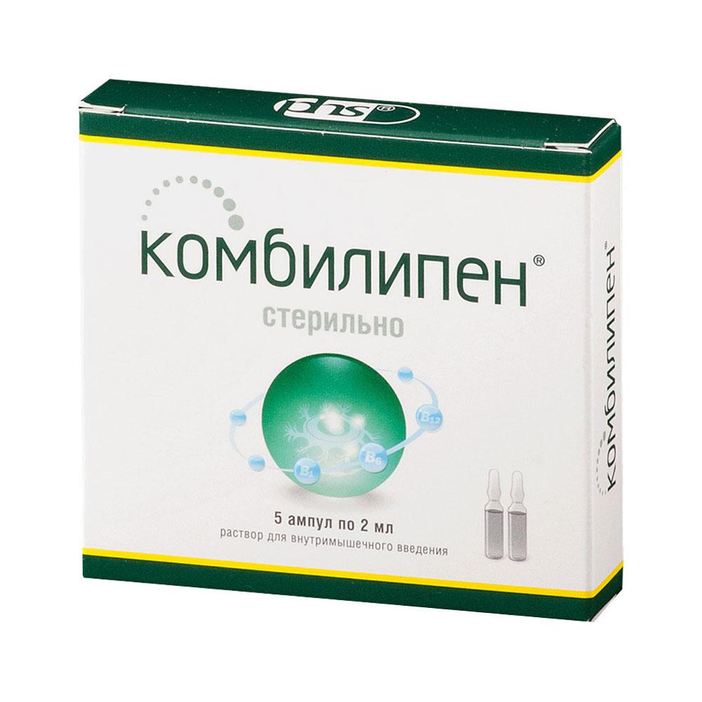 От чего помогает «комбилипен». инструкция по применению уколов и таблеток
