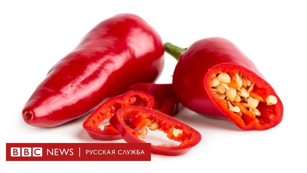 Лучшие способы похудения с красным перцем