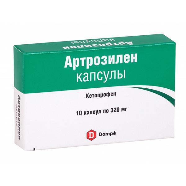 Артрозилен: улучшенная формула анальгетика