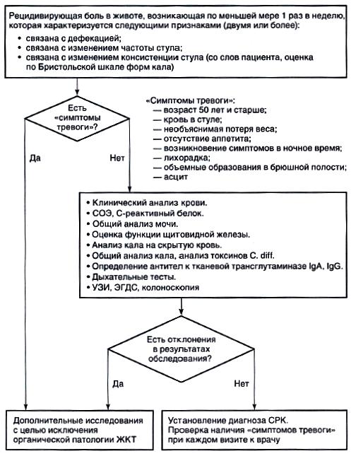 Диспепсия кишечника: симптомы и лечение
