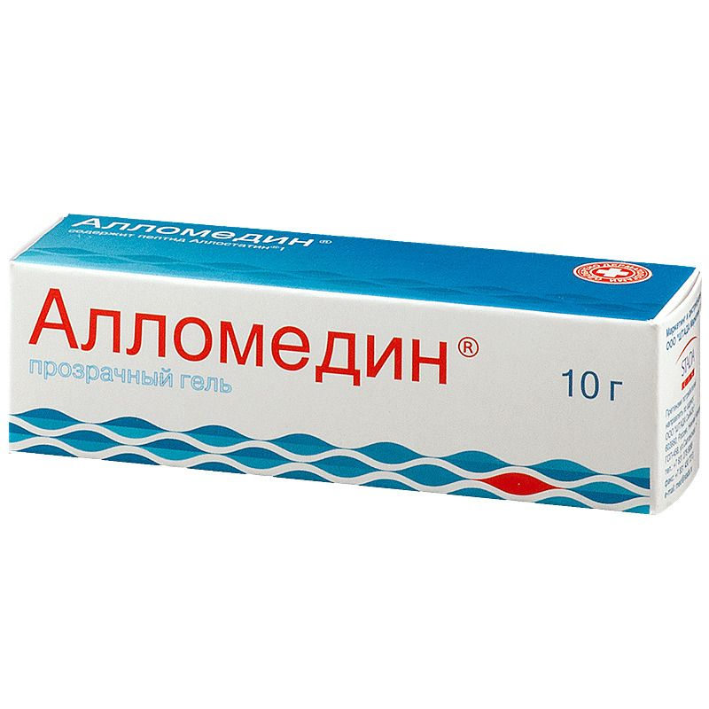 Алломедин гель