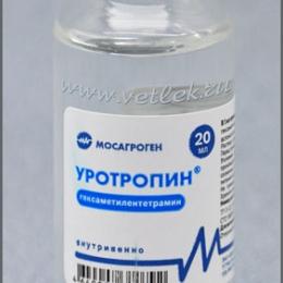 Гексаметилентетрамин : инструкция по применению