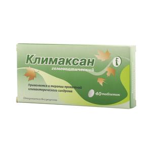 """""""климаксан"""": противопоказания и отзывы врачей. """"климаксан"""" гомеопатический: инструкция, цена"""