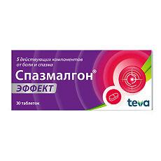 От чего помогает спазмалгон (таблетки 200 мг и уколы): инструкция, цены и отзывы