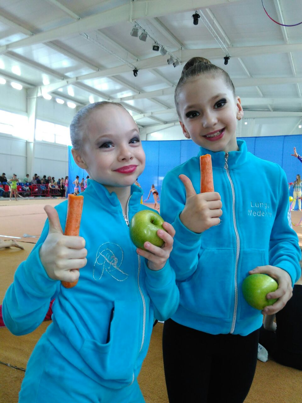 Дети в художественной гимнастике: вред или польза здоровью?