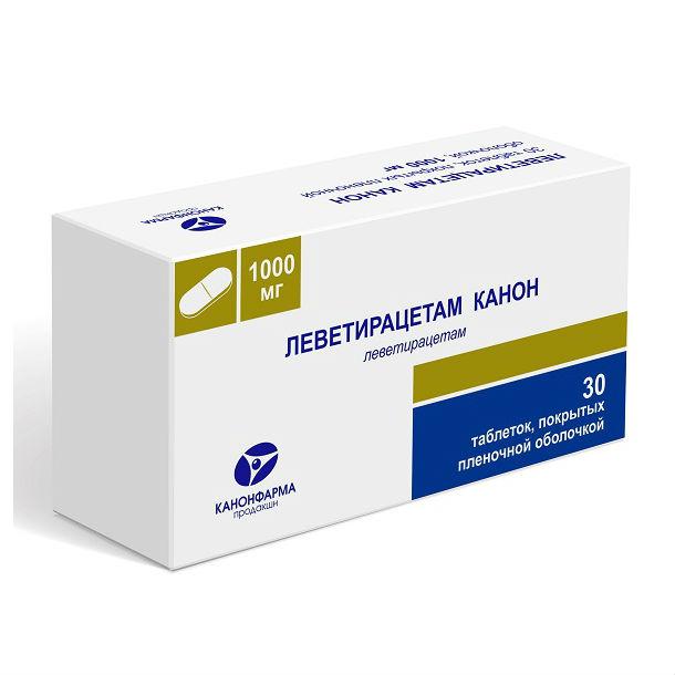 Леветирацетам — инструкция по применению
