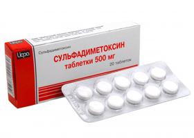 Сульфадиметоксин— оставить в прошлом или использовать?
