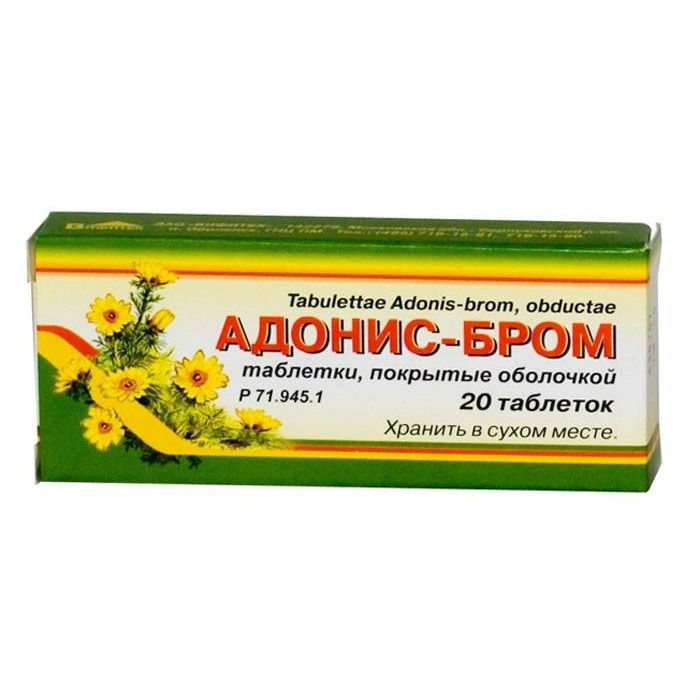 Адонис-бром
