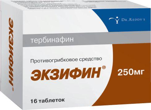 Экзифин крем — инструкция по применению